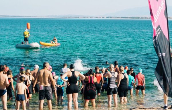Triathlon im Paradies