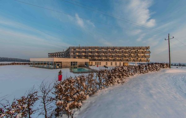 Il paese delle meraviglie invernali Mühlviertel