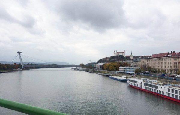 Anche solo un fine settimana a Bratislava!