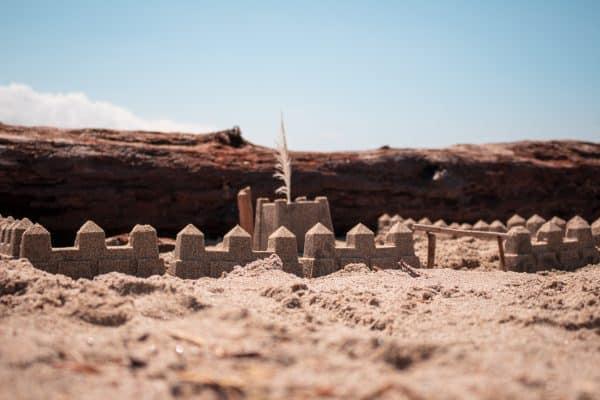 Sieben Schritte zur perfekten Sandburg
