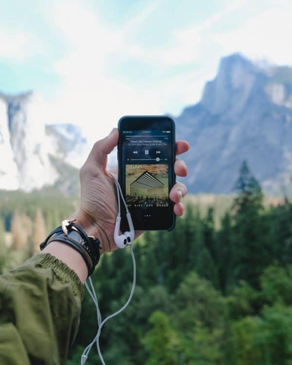 Unsere kleine Wander-Playlist