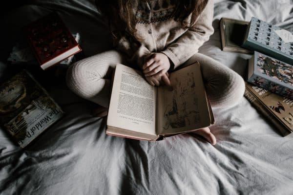 Lesestoff für die Ferien