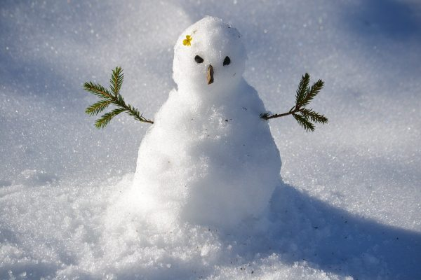Die ultimative Schneemann-Bauanleitung