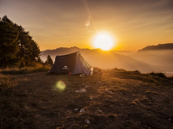 To camp or not to camp – Das ist hier die Frage