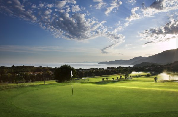 Giocare a Golf in Sardegna