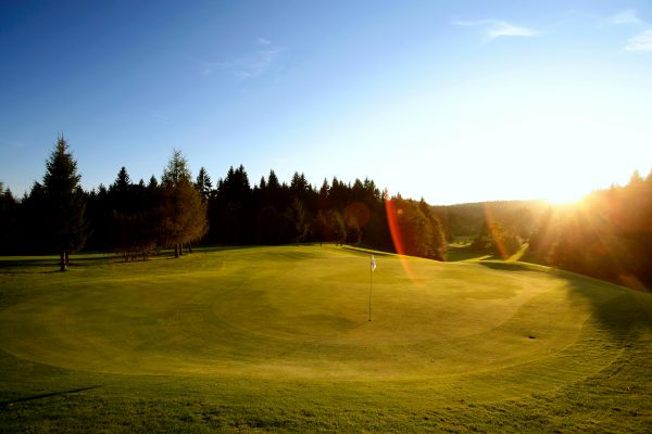 Tee off on the most beautiful courses