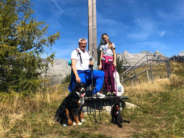L'escursionismo è la passione dei Falkensteiner – Erich ci racconta i suoi sentieri preferiti