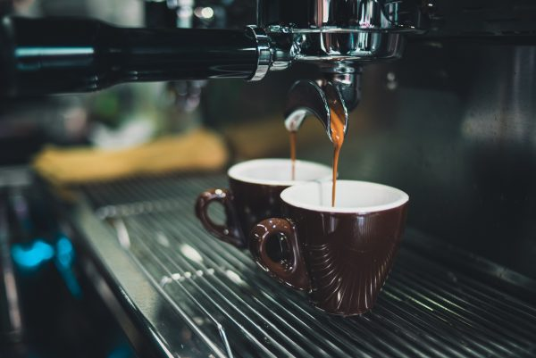 Coffee, one of the main ingredients in the life of Italians