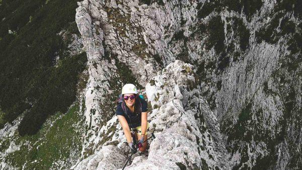 Klettersteig 1×1 – Alles was ihr vor eurem ersten Klettersteig wissen solltet!