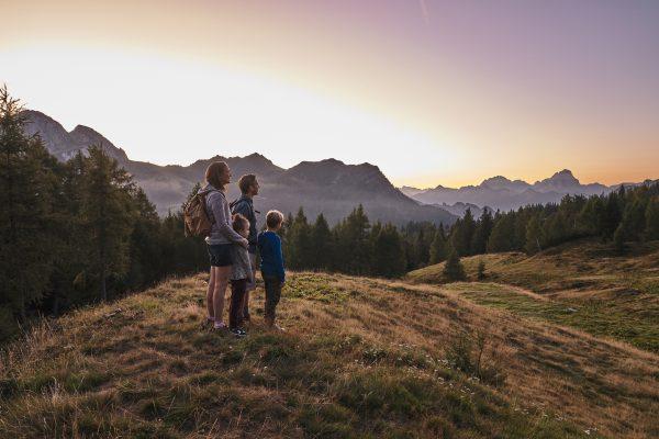 Raufgehen & Runterkommen: Mindful Hiking