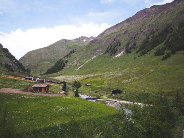 Fane Alm – das schönste Almendorf in Südtirol