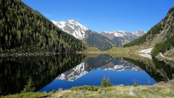 Lake hikes in Styria around Schladming & Leoben