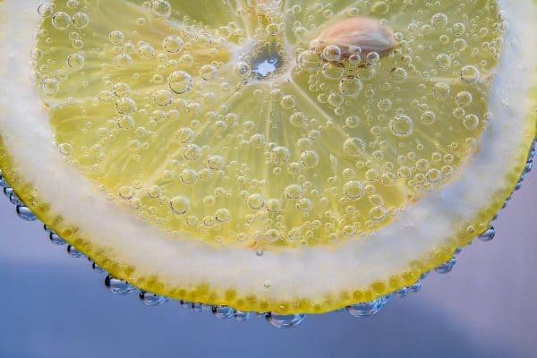 Wundermittel Zitronenwasser