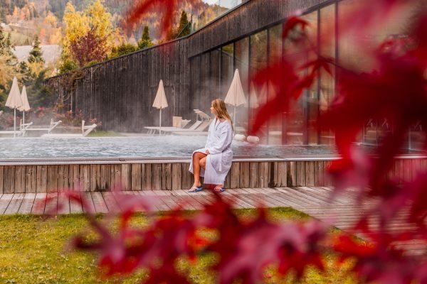 Aktiv am Berg, entspannt im Tal – das Spa- & Aktivkonzept des Falkensteiner Hotel Schladming