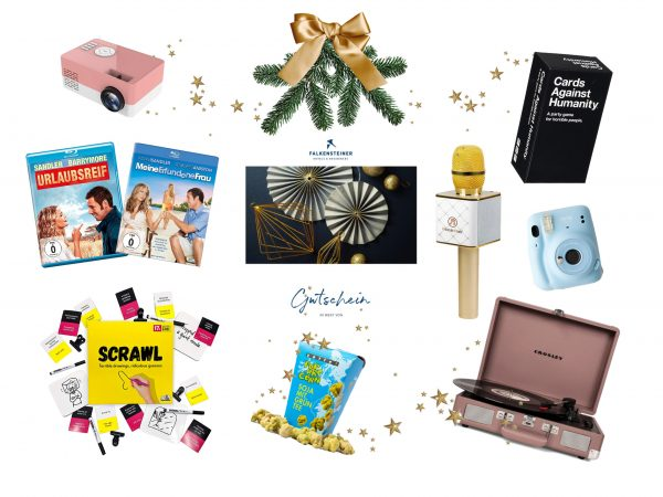 Gift Guide für Entertainment Junkies