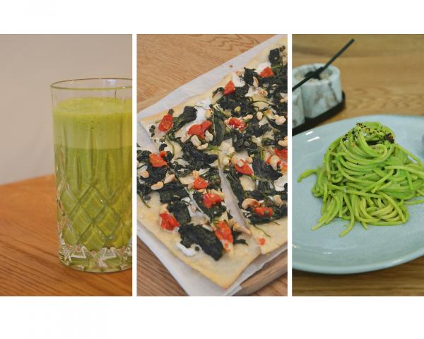Superfood Spinat – Kulinarische Alternativen am Gründonnerstag