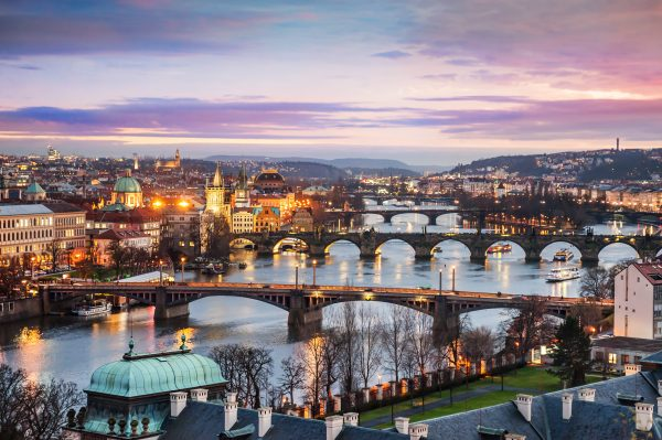 On the road in Prague Part 1: For families