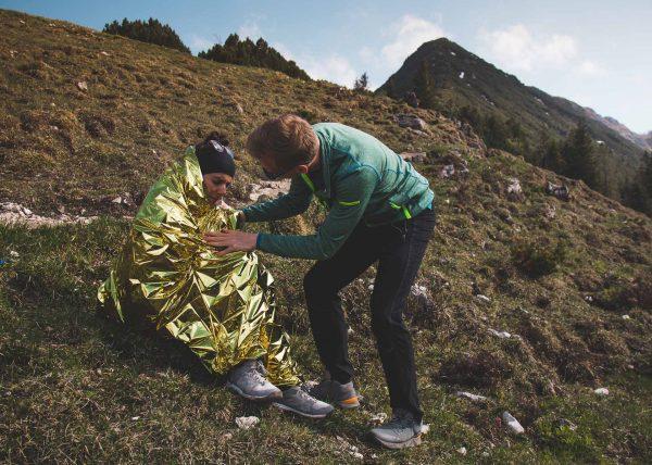 Erste Hilfe am Berg – Das sollte immer im Rucksack sein!