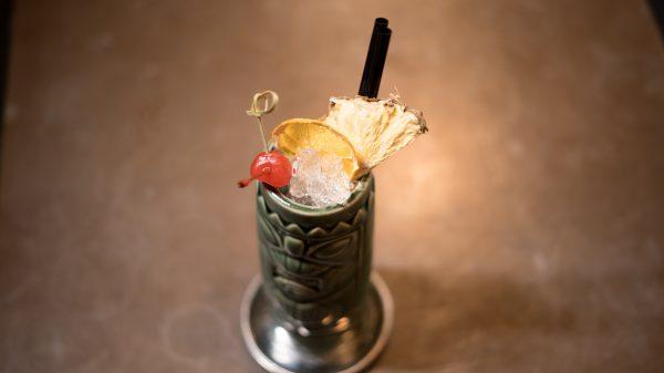 Jungle Bird – Tiki Signature Cocktail Jesolo