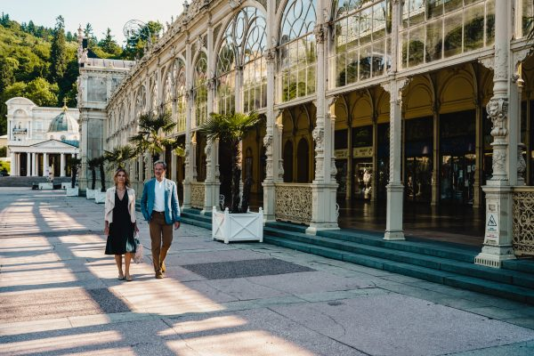 UNESCO Weltkulturerbe Marienbad