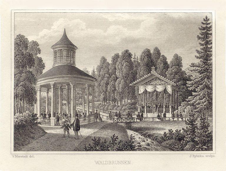 Waldbrunnen